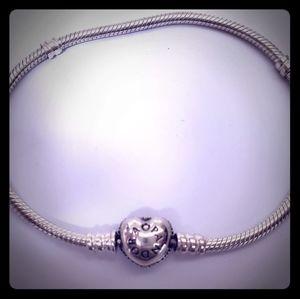 Authentic Pandora bracelet.